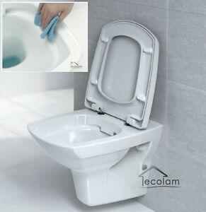 wc wand toilette h ngend wandh ngend sp lrandlos clean on tiefsp ler sitz ca. Black Bedroom Furniture Sets. Home Design Ideas