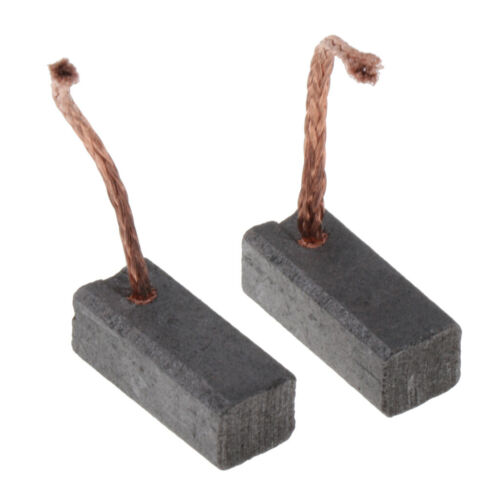1 Pair Motor Carbon Brushes For Electric Motor Parts Replacement Accessories