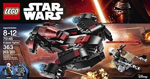 LEGO Star Wars 75145  - Eclipse Fighter - New & Sealed  (Retired Set)