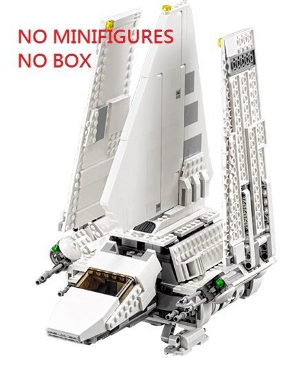 LEGO Star Wars 75094 Imperial Shuttle Tydirium Spaceship ONLY No Minifigures/Box