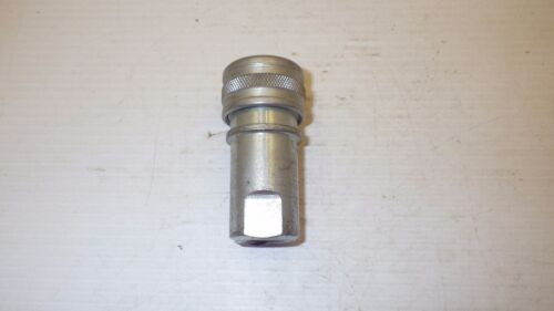 """FOSTER H2-2 1//4/"""" NPT STEEL HYDRAULIC HOSE QUICK DISCONNECT COUPLER PLUG"""