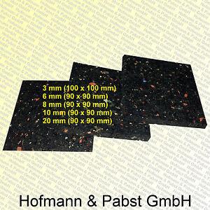 bautenschutzmatte gummigranulat pads terrassen dielen unterlage 3 6 8 10 20mm. Black Bedroom Furniture Sets. Home Design Ideas