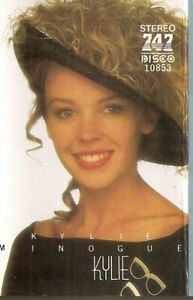 Kylie Minogue .. Kylie.  Import Cassette Tape