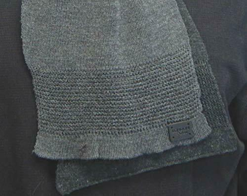 London Fog Winter Beanie Hat Skull Cap//Scarf Set