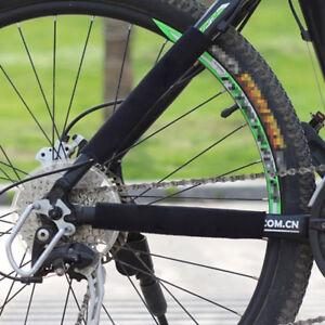 2pcs Durable Bicycle Cycling Bike V Brake Holder Pads Shoes  Black color HU