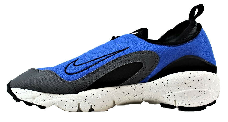 Scarpe Uomo Blu/Grigio Nike  Air Footscape Nm Uomo Blue/Grey