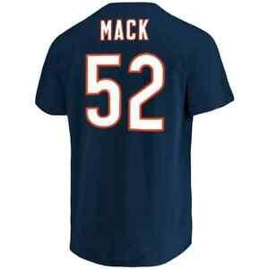 reputable site 09d41 c591b Details about ($32) Chicago Bears KHALIL MACK nfl Jersey Shirt Adult  MENS/MEN'S (L-LG-LARGE)