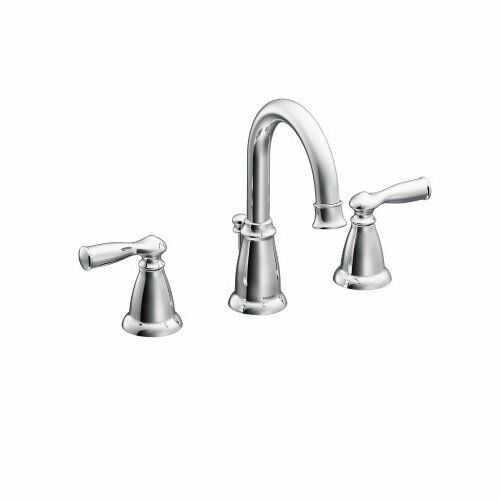 Two Handle High Arc Bathroom Faucet