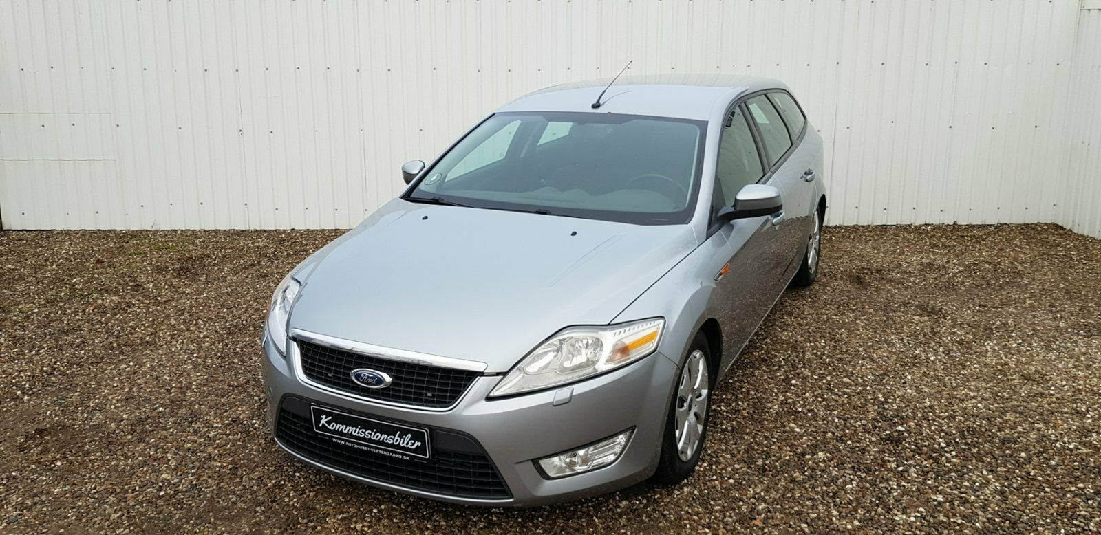 Ford Mondeo 2,0 TDCi 130 Trend stc. 5d - 29.900 kr.