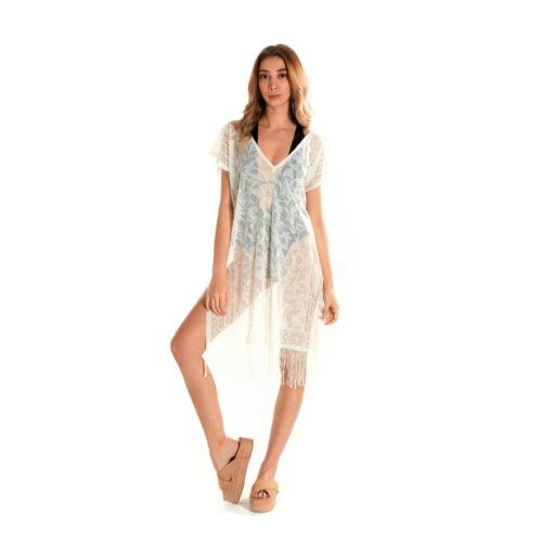 INGODI Elia Women Beach Cover Up Swimsuit Beachwear Dress Summer Bikini Swimwear
