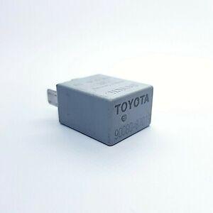 Toyota-Lexus-95-10-Multi-Use-4-Pin-Silver-Relay-90080-87019-Bosch-0332011001