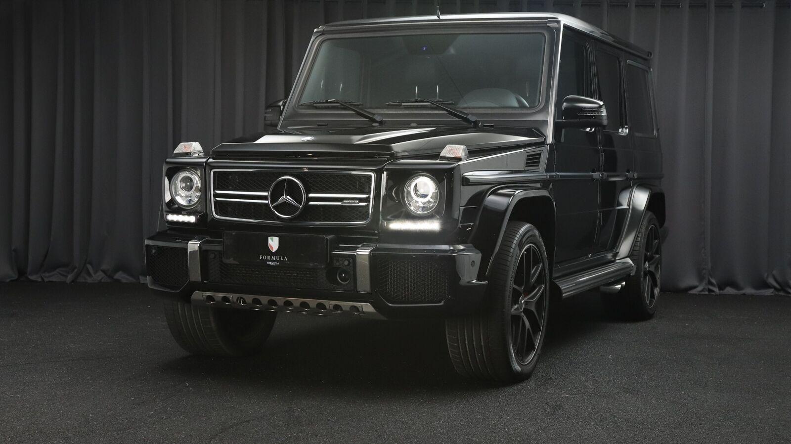 Mercedes G63 5,5 AMG aut. 5d - 12.995 kr.