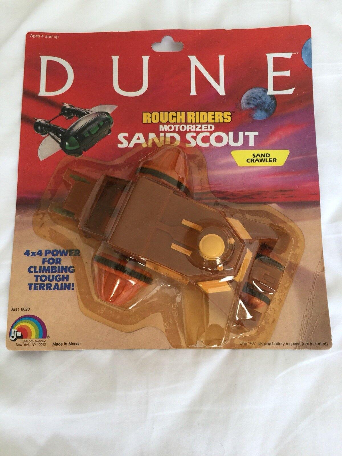 Ljn Dune Rough Riders Sand Crawler