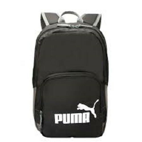 f843dca4cd87 PUMA Phase Sports Backpack Rucksack Bag 7358901 Black for sale online