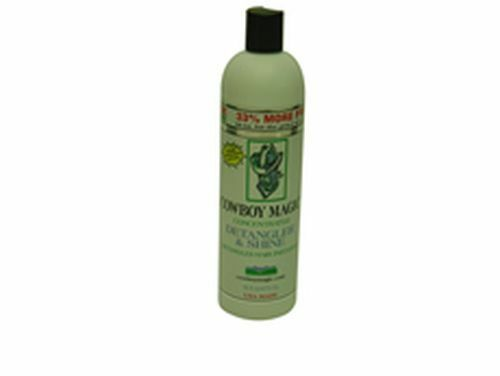 COWBOY - MAGIC DETANGLER & SHINE - 16 OZ - COWBOY CBM0007 d7b21b