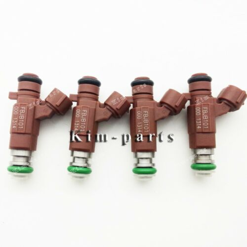 4pcs High performance Fuel Injector FBJB101 for Mitsubishi 4G94 4G69 4G64 4G93