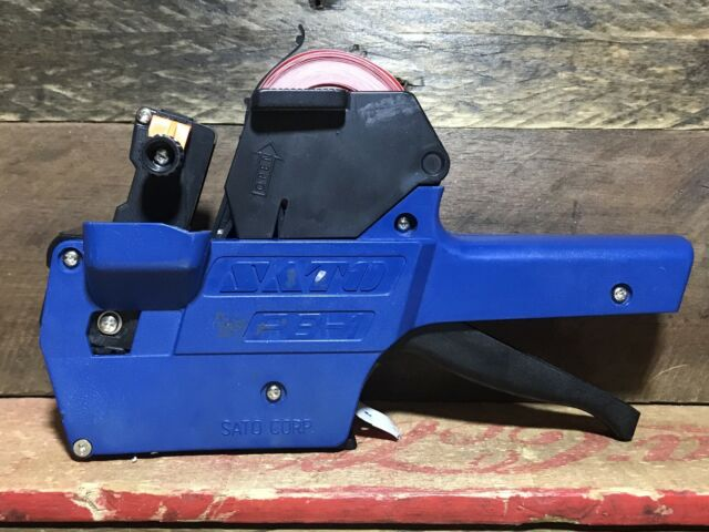 Sato PB-1 Avery 106 Label Pricing Gun Price Marker 1 line 6 character Tested