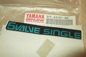 YAMAHA-XTZ660-TENERE-GENUINE-034-5-VALVE-SINGLE-034-RAD-039-SCOOP-DECAL-3YF-24161-80