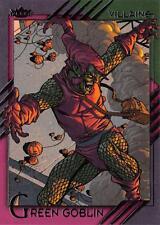 WASTELAND HULK 2015 UD Marvel Legendary SP MASTERMIND TACTIC MEMORIES OF PAIN
