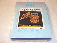 "Broadway Brass, The ""Takes Guys & Dolls Disco"" 8-Track Tape, SEALED/ MINT!, 1976"