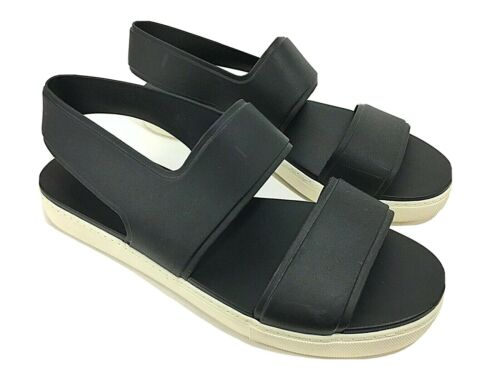 Vince Eres Platform Sandals 8.5 Waterproof Rubber