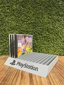 PlayStation 1 Game Holder (Slim sized games)
