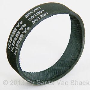 3-Genuine-KIRBY-Vacuum-Knurled-Belts-OEM-301291-Sentria