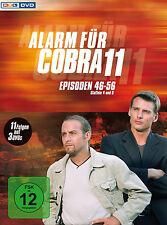 § 3 DVDs * ALARM FÜR COBRA 11 - STAFFEL 4 + 5 # NEU OVP