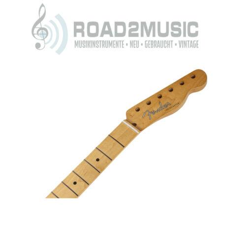 Fender Classic Series 50/'s Telecaster Neck 21 Vintage C Shape Maple 0991202921