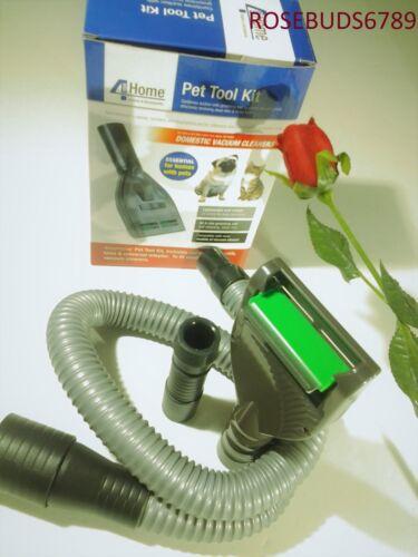 Vacuum CLEANER PET HAIR GROOMER ATTACHMENT DOG CAT BRUSH COMB GROOM TOOL