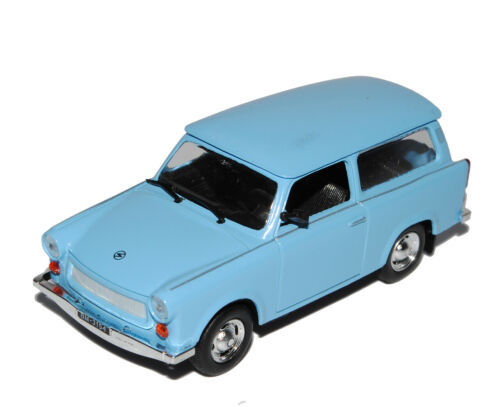 Trabant 601 Universal Kombi Blau 1//43 Modellcarsonline Modell Auto mit oder ohne