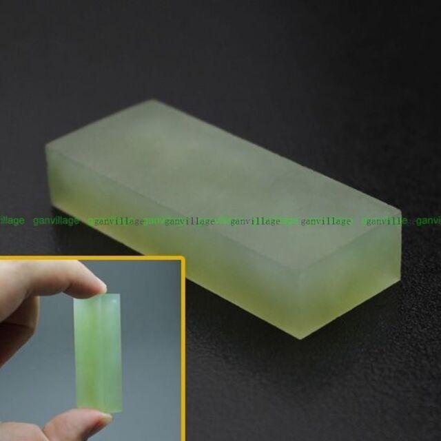 10000# Grit Knife Razor Sharpener Super Fine Stone Whetstone Oilstone Polishing
