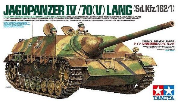 Tamiya 1 35 Jagdpanzer IV 70(V) Lang (Sd.Kfz.162 1)