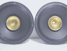 Full Range Hi-Fi 8-inch Vintage TESLA Loudspeakers for Klang film_Matched Pair