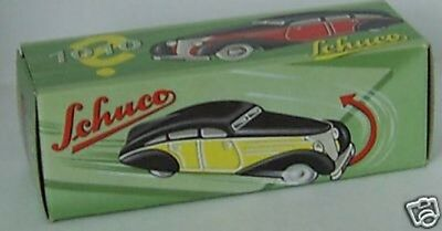 Repro Box Schuco Wendelimousine 1010 Ausgezeichnet Im Kisseneffekt Spielzeug
