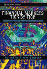 Financial Markets Tick by Tick: Insights in Financial Markets Microstructure by John Wiley and Sons Ltd (Hardback, 1998)