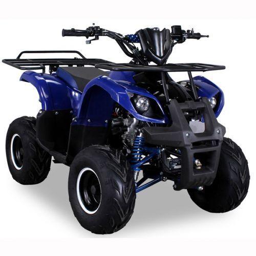 Quad 125cc S-8 blau Miniquad Miniquad Miniquad ATV Kinderquad Pocketquad Pocketbike Kinderquad f6caeb