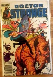 Doctor-Strange-70-VF-1984-MARVEL
