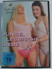 Junge lesbische Liebe - Traumpärchen auf weiblich - Lesbian Love, Blond & Blond