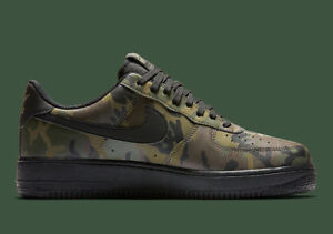 1 Camo Nike Olive Force Medium 718152 Shoes Lv8 Air 07 Reflective 0nUEAS