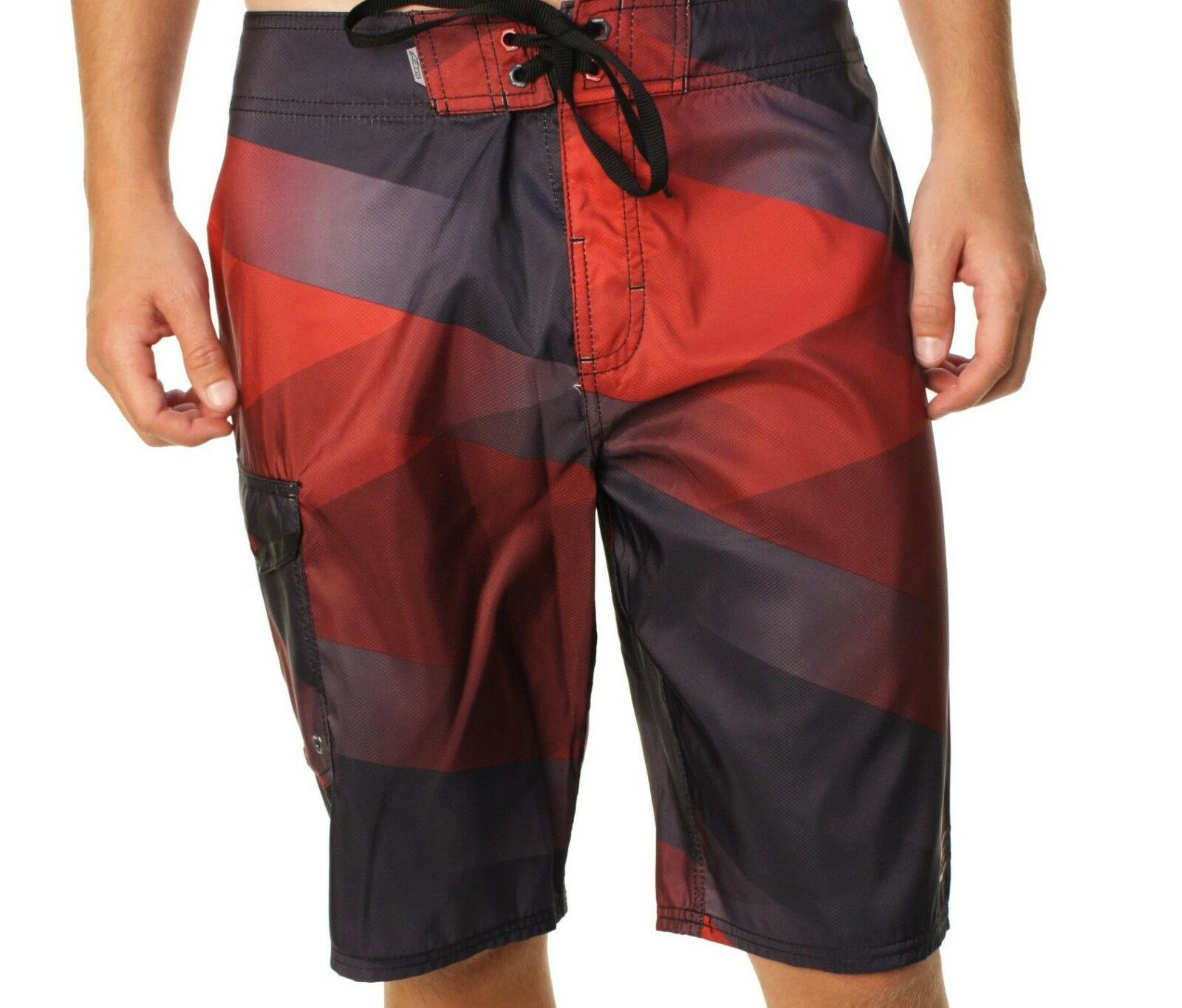 Alpinestars Minor Boardshorts (32) Red