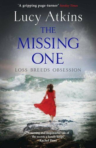 1 of 1 - LUCY ATKINS ___ THE MISSING ONE ____ BRAND NEW ____ FREEPOST UK