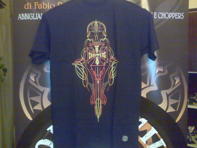 Maglietta nuova collezione  WEST COAST CHOPPERS Jesse James