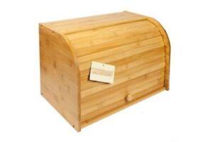 Smart Bread Bin Stainless Steel Kitchen Storage Black Rose Gold Lid Roll Top Cookware, Dining & Bar