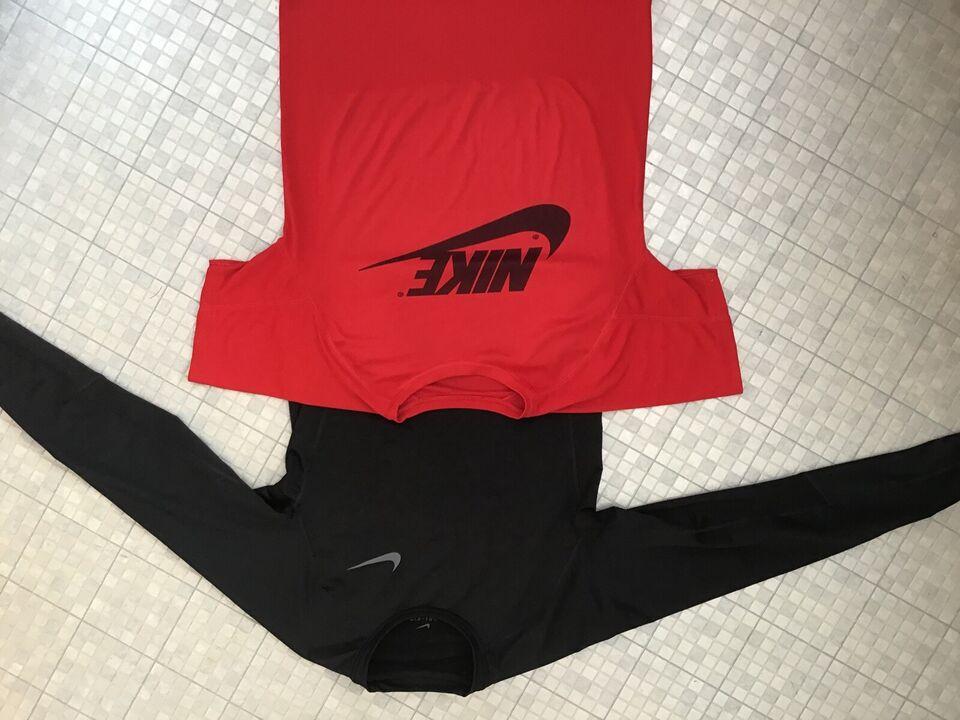 T-shirt, Kort & langærmet T-shirt, Nike