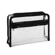 PVC Transparent Bag Clear Travel Makeup Case Cosmetic Pouch Bag (4950)