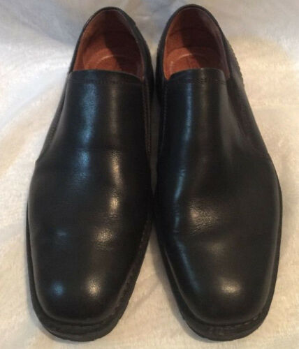Florsheim 8 Chaussures pour hommesTaille d'occasion 5shelby «shelby» noires habillées HYWIED29