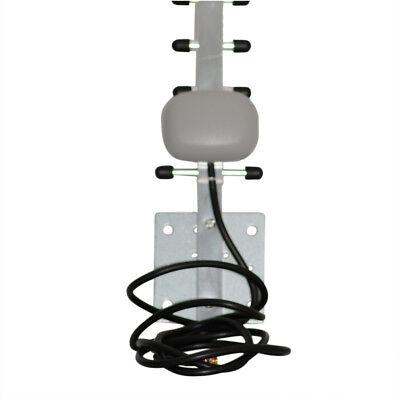 28dBi Yagi WiFi Antenna SAM Male Long Range High Gain Booster Directional OK