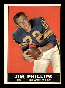 JIM-PHILLIPS-1961-TOPPS-1961-NO-51-EXMINT-19375