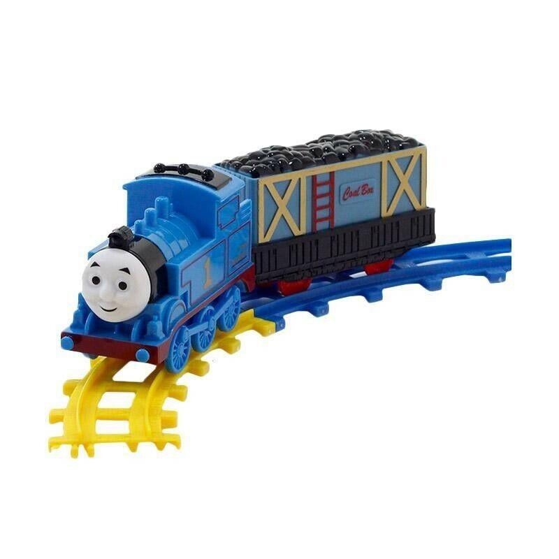 Thomas Cartoon Train – Track World 17pcs